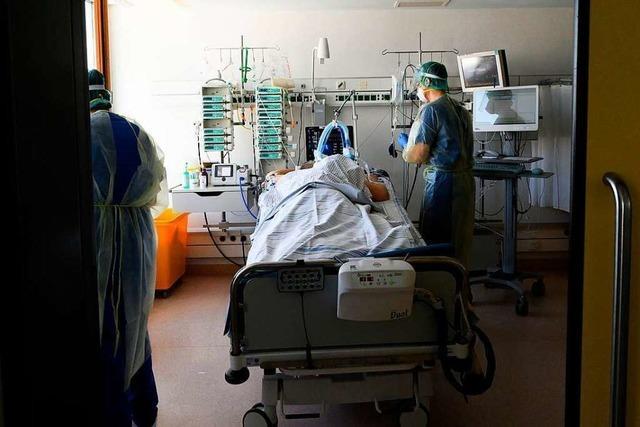 Belegung in Kliniken wird neuer Richtwert in der Pandemie