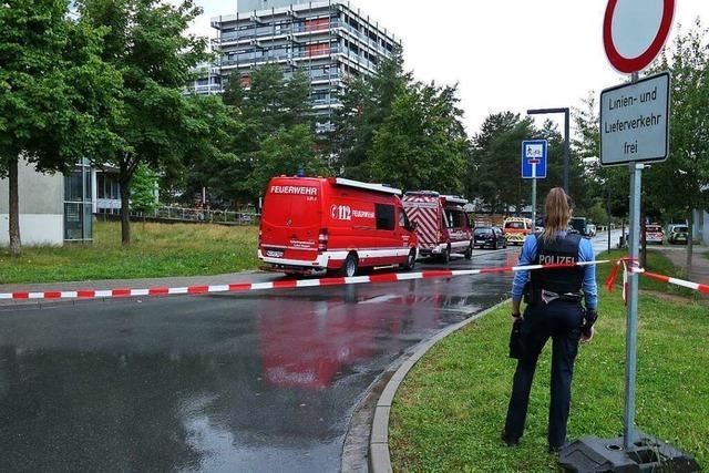 Polizei ermittelt nach Vergiftungen an der TU Darmstadt wegen versuchten Mordes