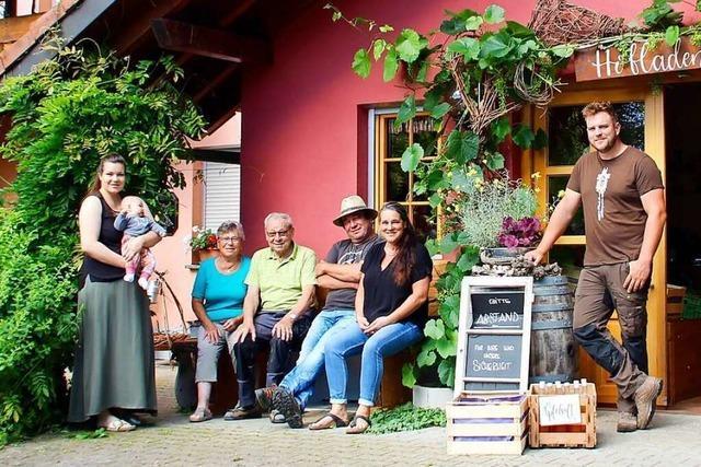 Saisongemüse, aber auch Exotisches gibt es bei Familie Ohnemus in Altdorf