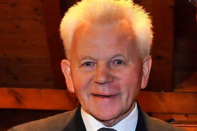 Freiburg-Kappels langjähriger Ortsvorsteher Rudolf Groß ist im Alter von 91 Jahren gestorben
