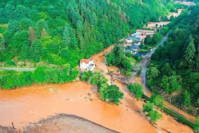 Studie: Klimawandel macht Hochwasserkatastrophen wahrscheinlicher