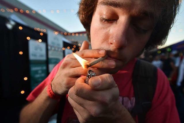 Missbrauch von Cannabis ist laut der AOK im Kreis Lörrach stark gestiegen