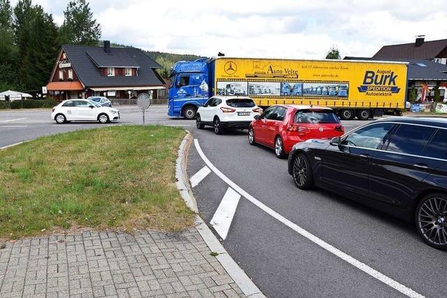 Verkehrschaos in Feldberg verschärft sich