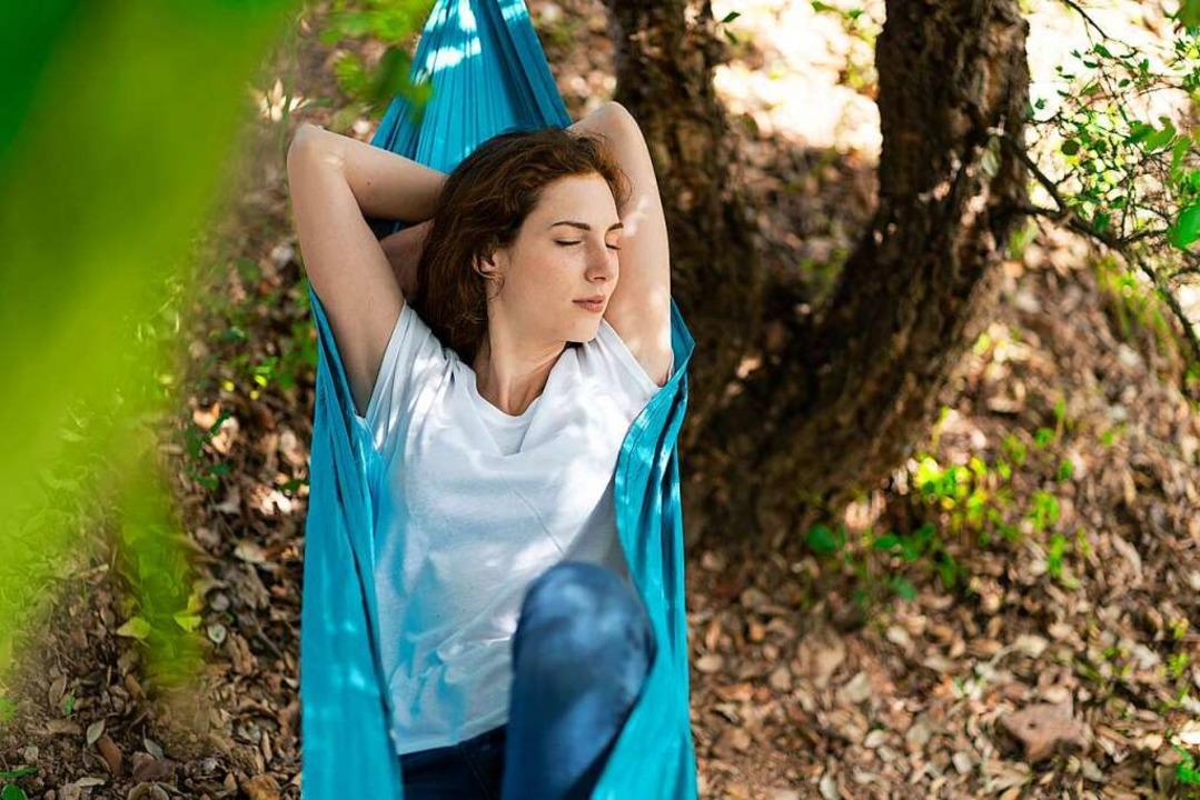 Damit die Gedanken reifen können, muss man sie loslassen.  | Foto: Steve Brookland via www.imago-images.de
