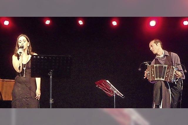 Euphorischer Applaus für hohe Tango-Kunst