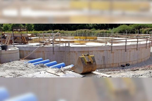Baustelle bleibt bis Mitte September