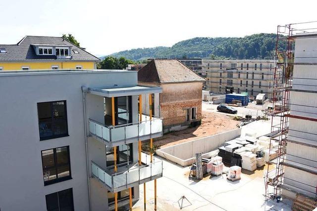 Das Baugebiet Alte Weberei in Steinen erfindet sich neu