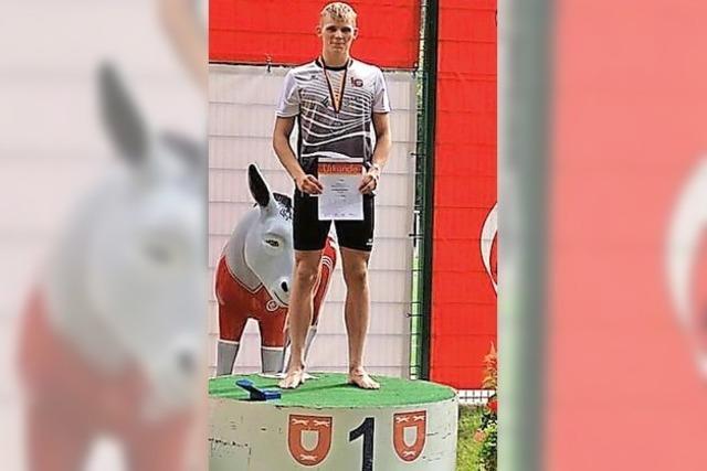 Emanuel Molleker König der Athleten