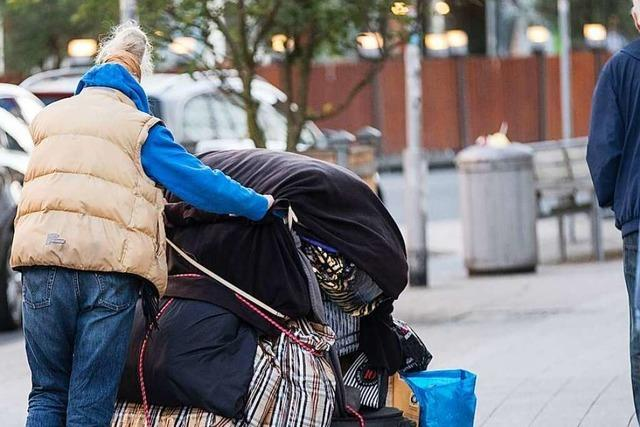 In Rheinfelden sind weniger Menschen obdachlos