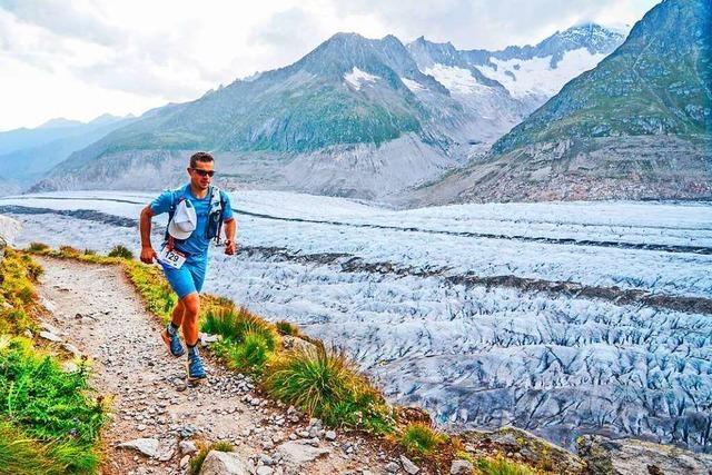 Jochen Leisinger bewältigt 160-Kilometer-Berglauf in unter 34 Stunden