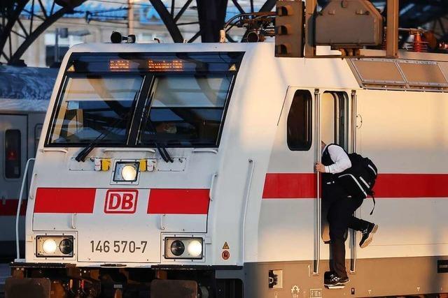 Bahn nimmt nach Lokführerstreik Kurs auf Normalbetrieb