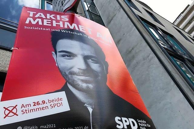 SPD beklagt zerstörte Wahlplakate in Grenzach-Wyhlen
