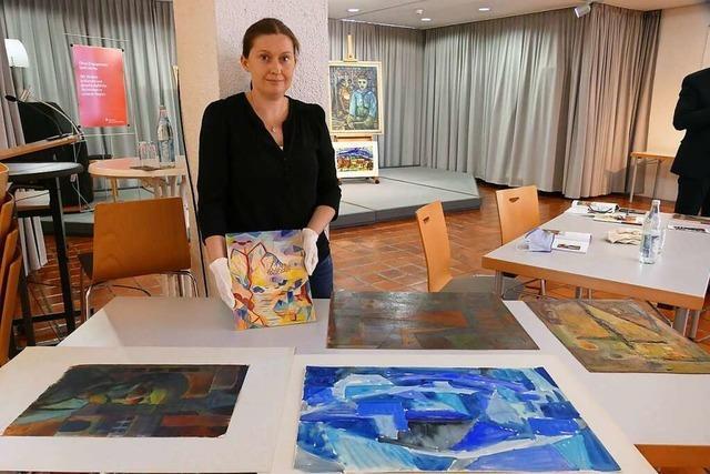 Lörracher Dreiländermuseum würdigt den Maler Paul Hübner