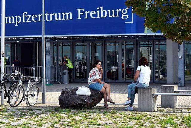 In Freiburg gibt's die dritte Impfung ab dem 1. September