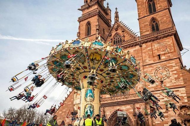 Die Basler Herbstmesse soll in rund zwei Monaten stattfinden