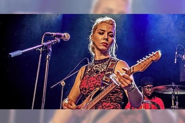 Dreiyland Blues Festival mit Konzerten in Schopfheim, Wehr und Bad Säckingen