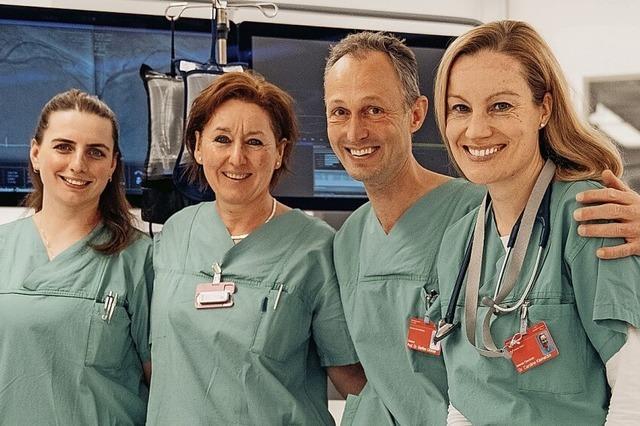 Kurze Wege für Patienten