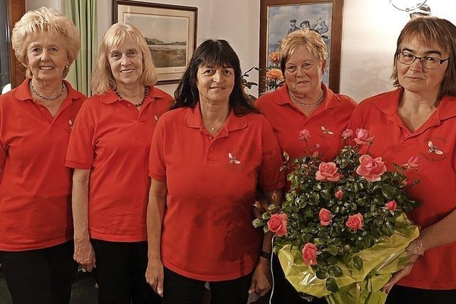 Rosenfest bei Landfrauen in Altenschwand