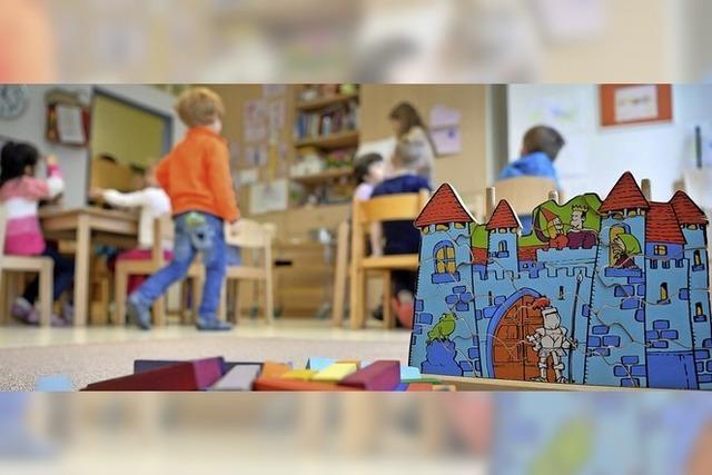 Notgruppe für Kindergarten