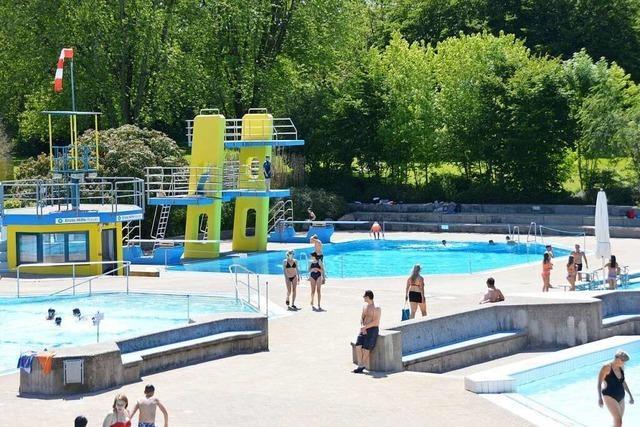 Freibad in Grenzach-Wyhlen verbucht mehr Besucher als das Rheinfelder Bad