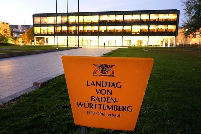Baden-Württembergs Landtag ist erst seit zehn Jahren Vollzeitparlament