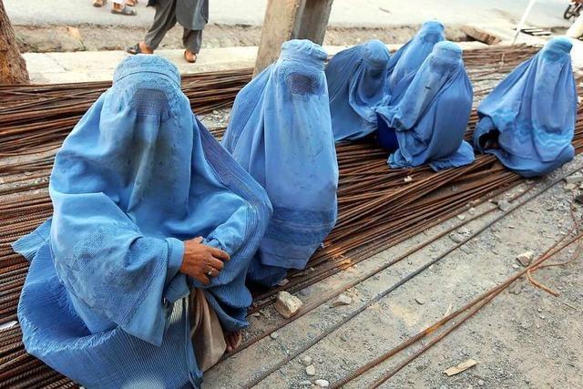Frauen in Afghanistan: