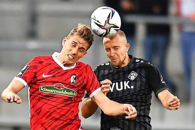 Erster Saisonsieg für den SC Freiburg II nach Last-Minute-Treffer