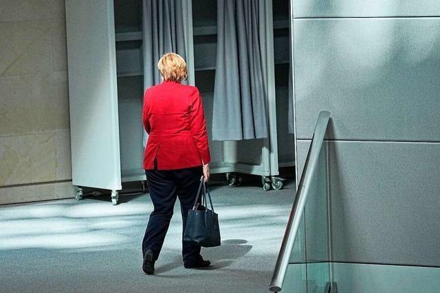 Die Debatte im Bundestag zu Afghanistan zeigt Europas Ohnmacht