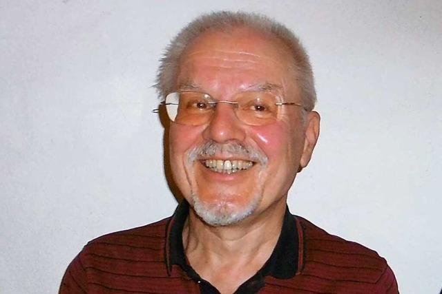Folkmar Biniarz bleibt Vorsitzender der SPD in Freiburgs Westen