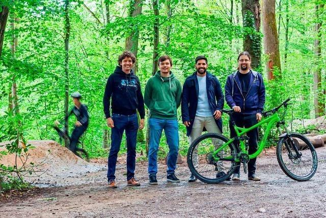 Diese Freiburger Firma betreibt eine Online-Plattform für Gebrauchträder