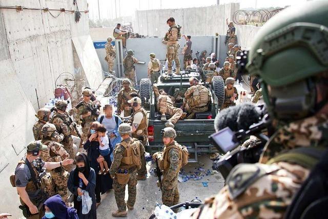 In Lörrach lebende Afghanen sorgen sich um Angehörige