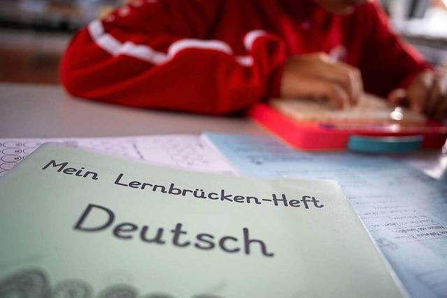 Zweifel an Timing und Effektivität der Lernbrücken in Baden-Württemberg