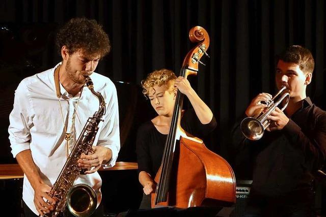 Wie ein Jazzmusiker aus Bad Säckingen weggeht, um anzukommen