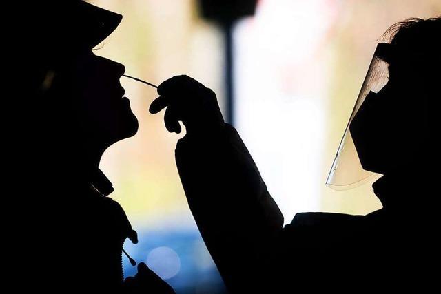 Bundesweit laufen mehr als 90 Ermittlungsverfahren gegen Corona-Testzentren