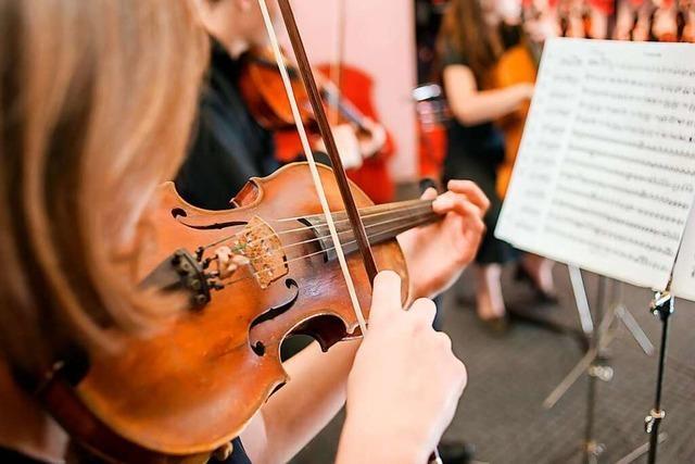 In Basel soll mit klassischer Musik auf die Klimakrise aufmerksam gemacht werden