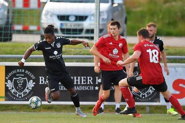 SV Au-Wittnau steht erstmals im Pokal-Viertelfinale