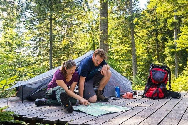 Wildcampen – was ist erlaubt und was nicht?