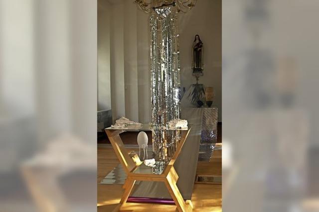Eine faszinierende Wunderkammer für Therese