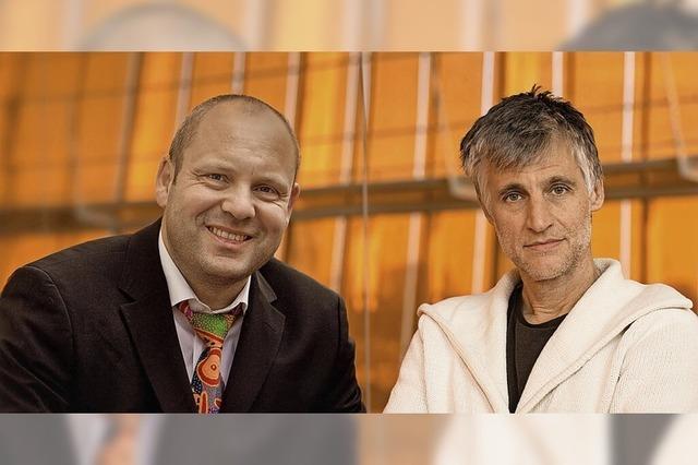 Das Duo Amrein-Schnyer spielt in Rheinfelden und Efringen Kirchen Werke von Schnyder und Mangelsdorff