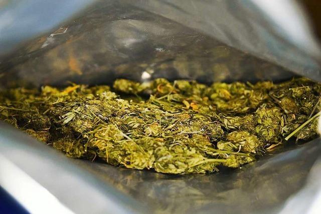 22-Jähriger wird mit mehr als einem Kilo Marihuana im Bus erwischt