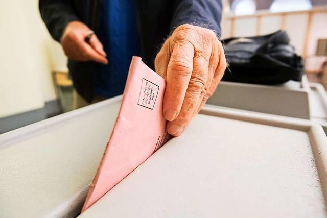 Zuschnitt der Wahllokale bleibt in Weil am Rhein bestehen