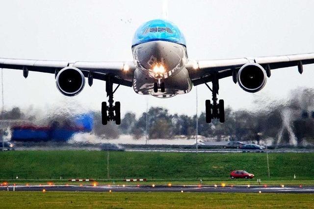 Wenn ein Flugzeug mit denselben Passagieren zweimal landet