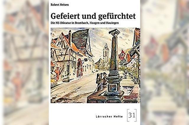 Vorbildliche Aufarbeitung der Nazi-Zeit in Südbaden