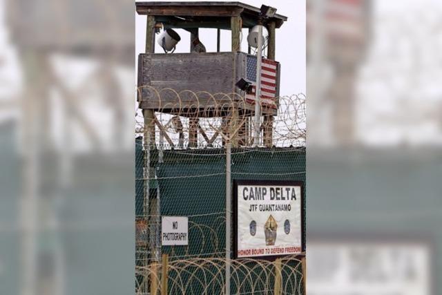 Wohin mit den 39 Gefangenen?