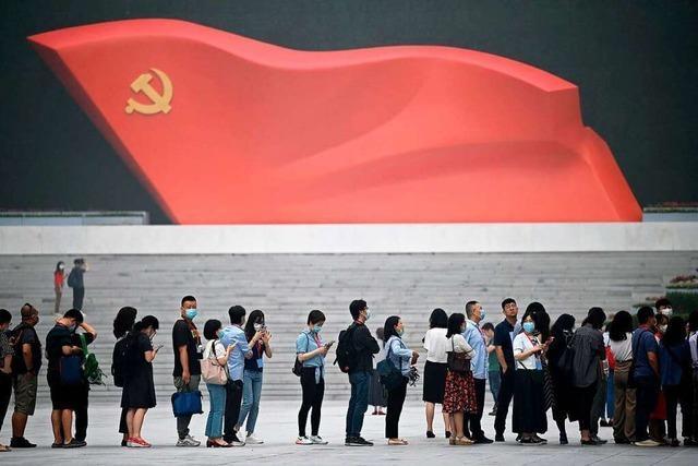 Deutschland wird in China zunehmend zum Vorbild