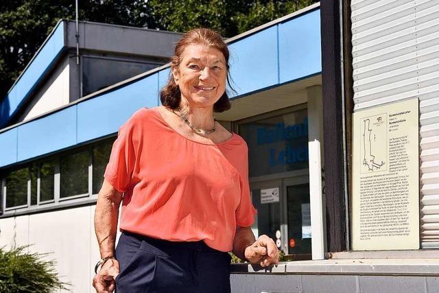 Sigrun Löwisch zieht eine gemischte Bilanz der Eingemeindung Lehens nach Freiburg