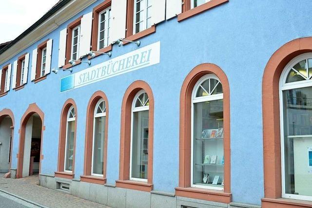 Ein 250.000 Euro starkes Vermächtnis sichert Zukunft der Stadtbücherei