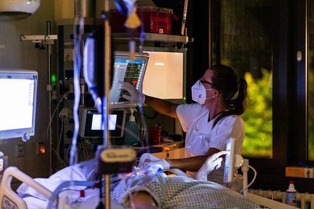 Baden-Württemberg plant Einschränkungen für Ungeimpfte bei dramatischen Werten