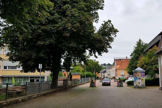 Gefährliches Provisorium in der Emmendinger Steinstraße