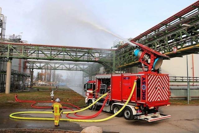 Die Dicosy GmbH in Ettenheim produziert besondere Sprühstrahlwerfer